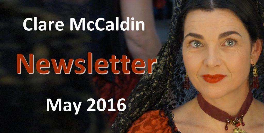 Clare McCaldin